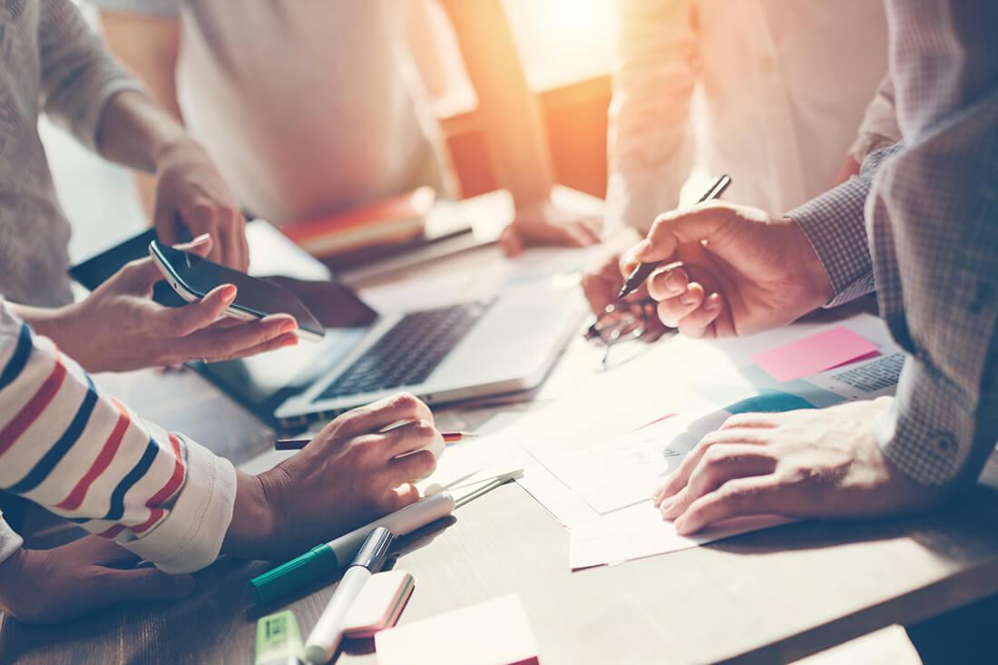 Coneffect - Beratung Unternehmen - Brenneis - Leistungen - Marketing